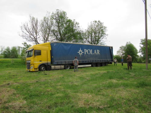 kiletunnelid saabusid Poolast